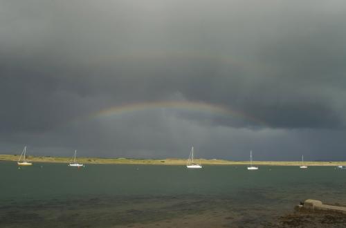 Double Rainbow!